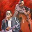 Coltrane and Mingus